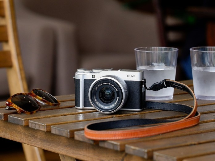 Fujifilm X A7 1