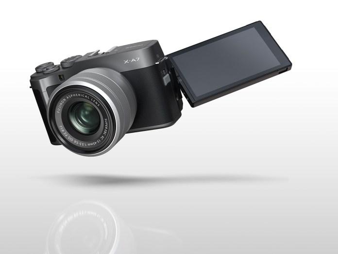 Fujifilm X A7 3