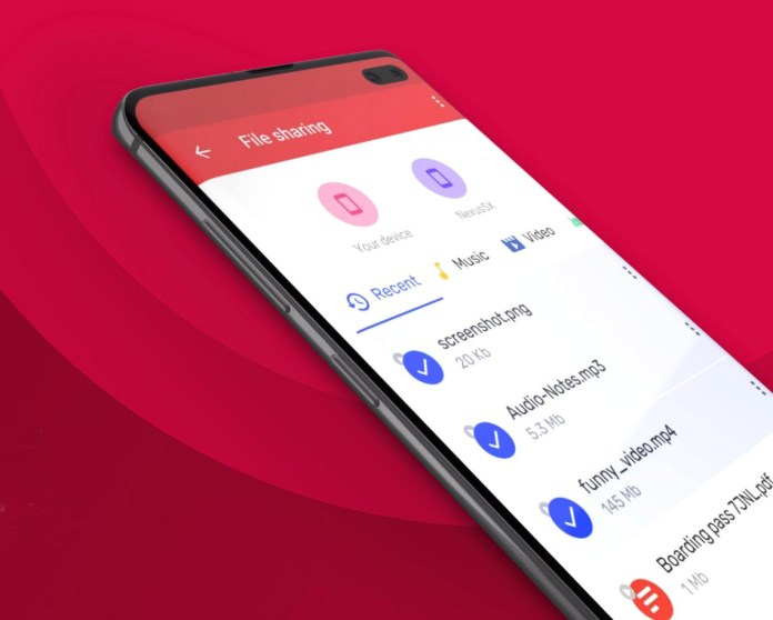 Opera Mini Hadirkan Fitur Berbagi File Tanpa Koneksi Internet