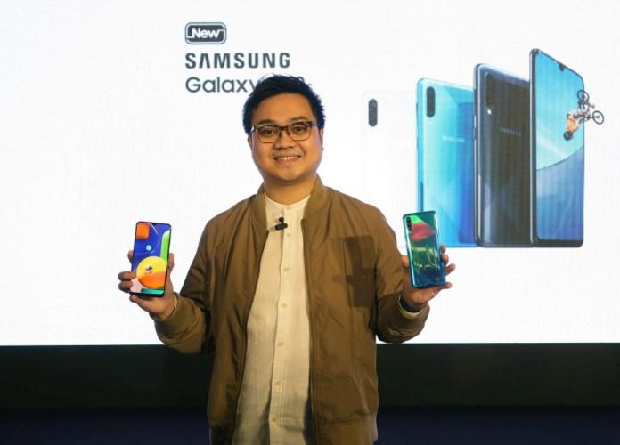 Samsung Resmi Luncurkan Galaxy A50s di Indonesia 1