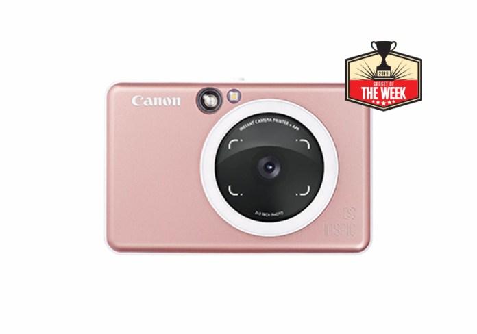 Gadget of The Week #17 2019: Canon iNSPIC [S], Kamera Instan Untuk Anak Muda