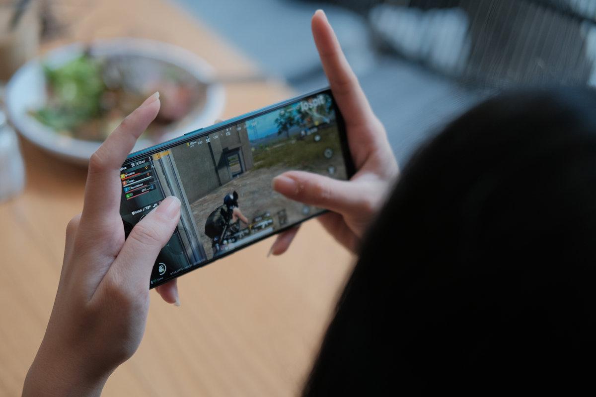realme 5 pro gaming