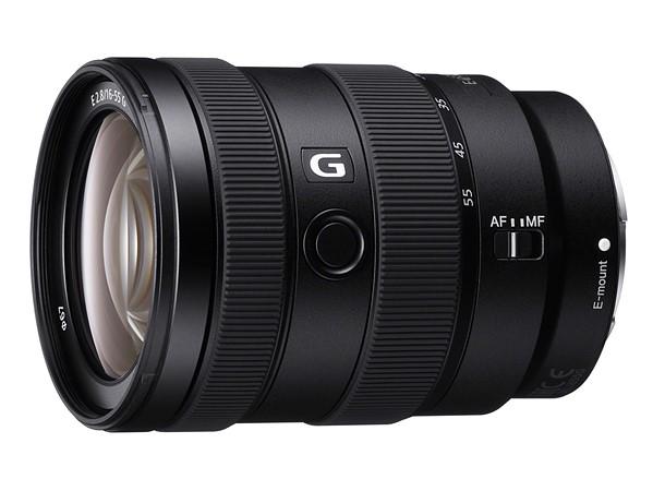 Sony E 16-55mm F2.8 G dan E 70-350mm F4.5-6.3 G OSS: Duo Lensa E-Mount  APS-C Pertama Sony dengan Motor XD Linear 1