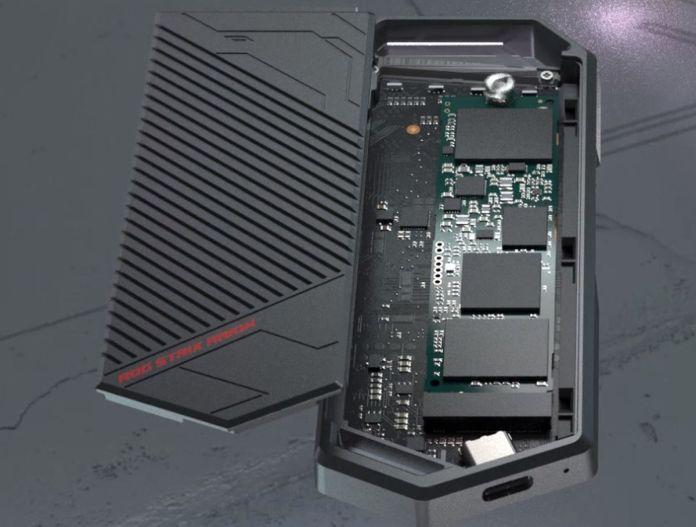ASUS ROG Strix Arion: Casing SSD NVMe Khusus untuk Gamer 2