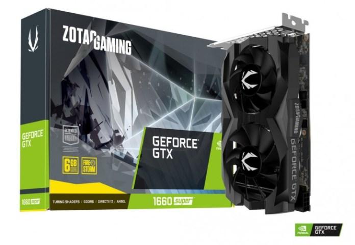 Nvidia Umumkan Kehadiran Kartu Grafis GTX 1660 SUPER dan GTX 1650 SUPER