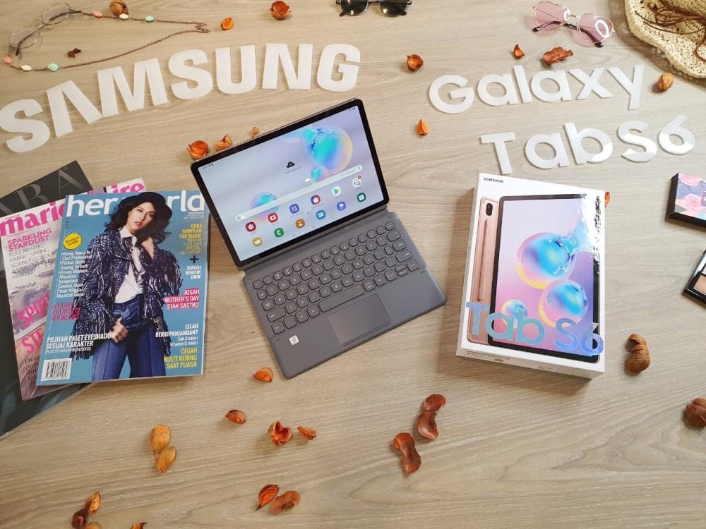Review Samsung Galaxy Tab S6: Tablet Android Terbaik untuk Produktivitas dan Hiburan 11
