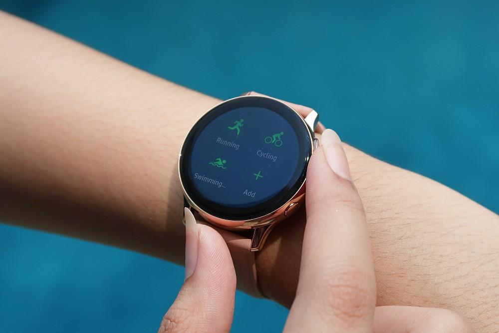 Galaxy Watch Active2 4