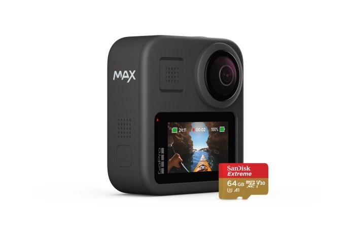 GoPro Max: Kamera Aksi 360° Pertama GoPro dengan Layar Sentuh