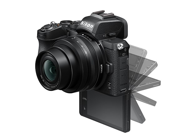 Nikon Z50: Mirrorless Pertama Nikon dengan Sensor APS-C dan Z-Mount 2
