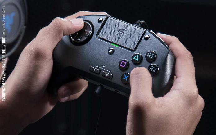 Razer Raion: Kontroler Khusus Game Fighting dengan Tombol Mekanikal 1