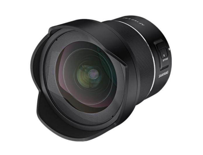 Samyang AF 14mm F2.8 RF: Lensa Pertama Samyang untuk Mirrorless Full Frame Canon
