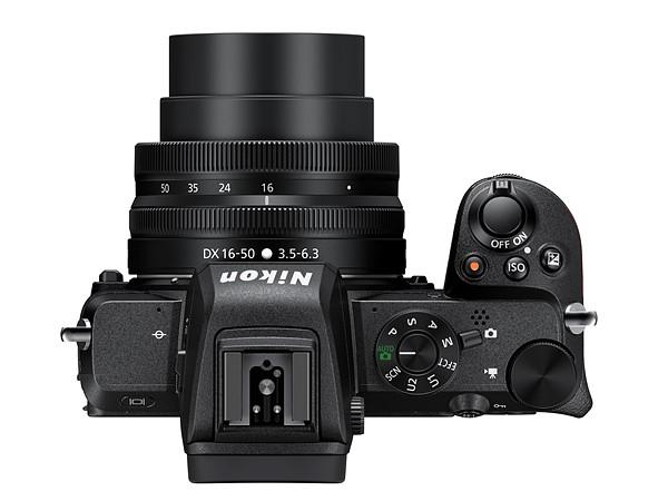 Nikon Z50: Mirrorless Pertama Nikon dengan Sensor APS-C dan Z-Mount 3