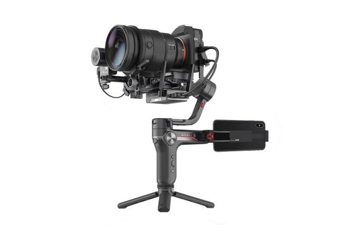 Zhiyun WEEBILL-S: Gimbal 3-axis Ringkas untuk Kamera DSLR dan Mirrorless