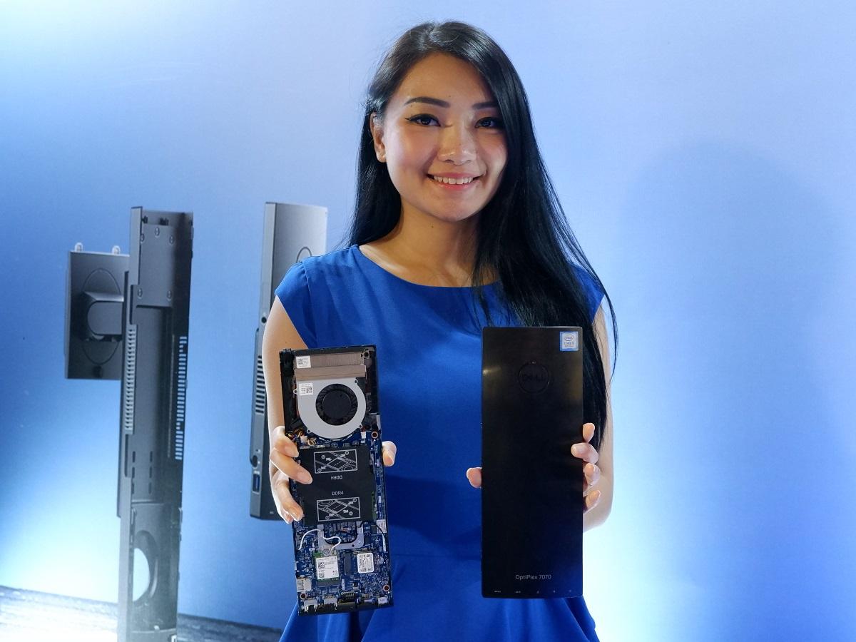Dell Umumkan OptiPlex 7070 Ultra, Desktop PC yang Ringkas dan Modular untuk Segmen Bisnis 15