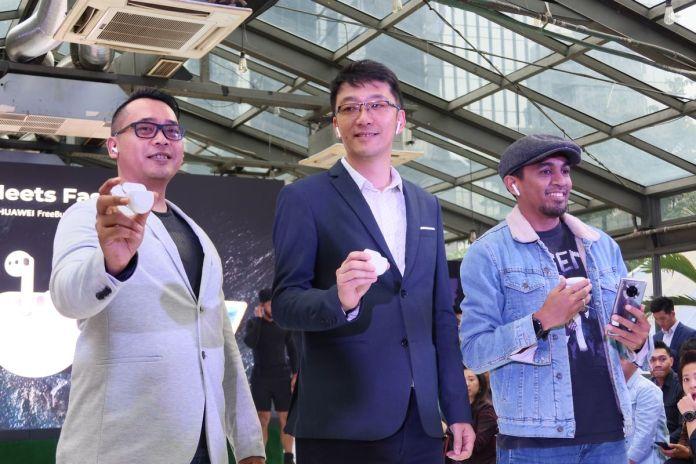Resmi di Indonesia, Huawei Freebuds 3, Watch GT2 42mm dan MediaPad T5 dijual Mulai 2 Jutaan Rupiah