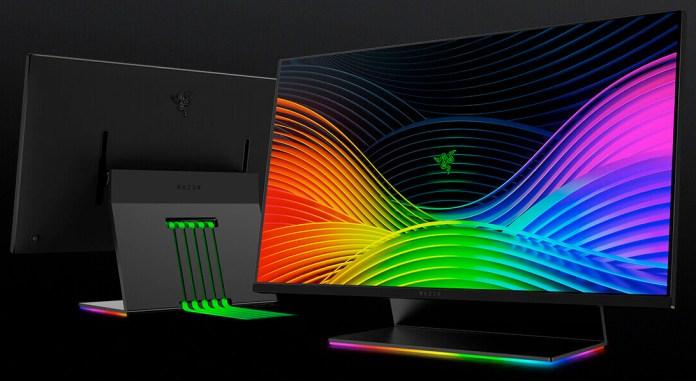 Razer Raptor 27: Monitor Gaming 27 Inci dengan Resolusi QHD dan Mendukung Gamut Warna DCI-P3 95%