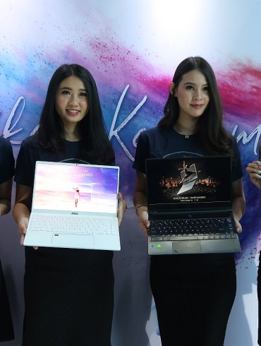 MSI Creator Series Launch