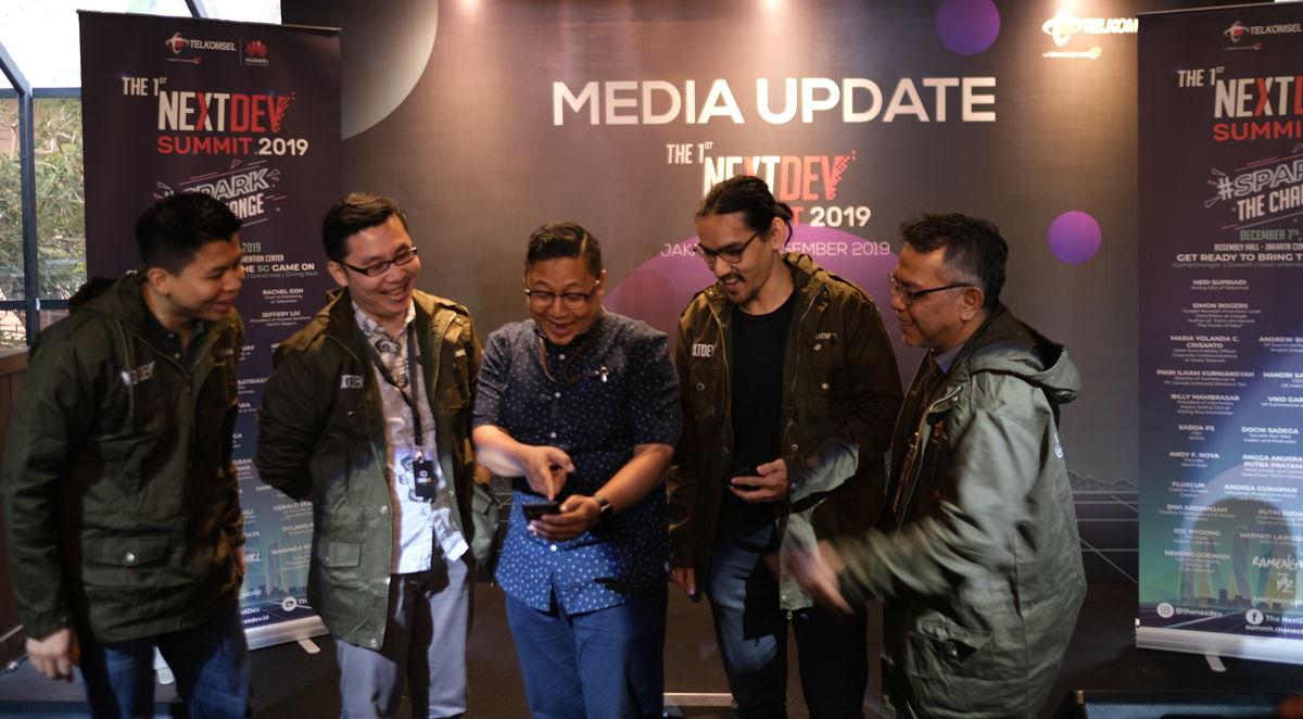 telkomsel nextdev summit 2019