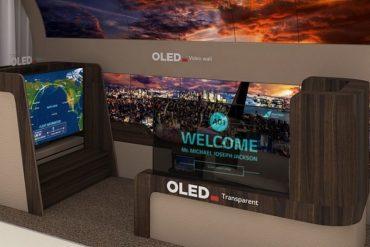 [CES 2020] LG Hadirkan Layar OLED Fleksibel untuk Hiburan Penumpang Pesawat 25