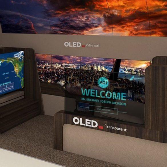 [CES 2020] LG Hadirkan Layar OLED Fleksibel untuk Hiburan Penumpang Pesawat 10