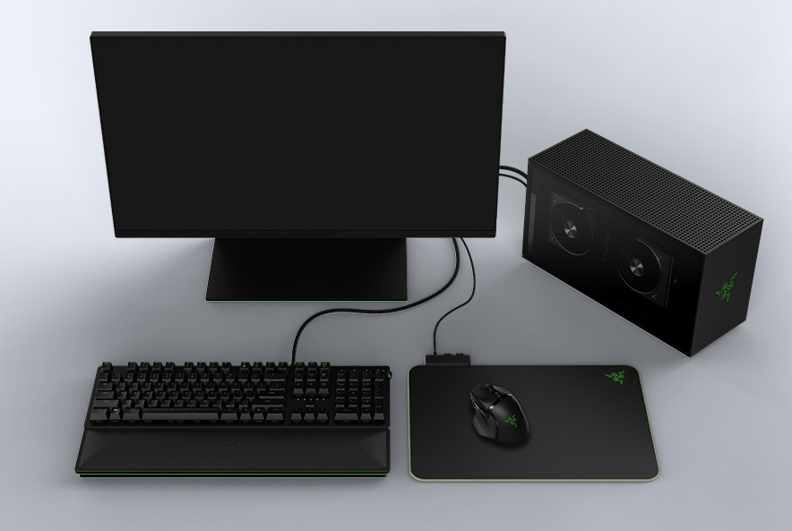Razer Tomahawk Gaming Desktop 2