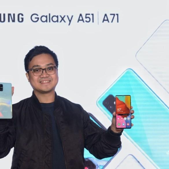 Samsung Indonesia Buka Pre-Order Galaxy A71 dengan Bonus Galaxy Buds 36