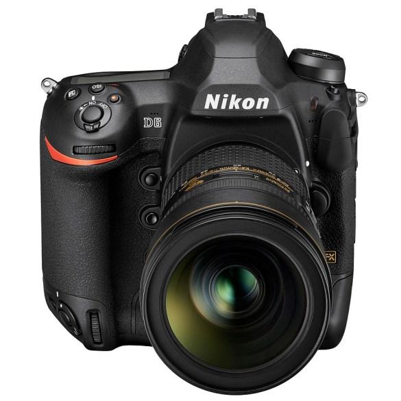 Nikon D6 1