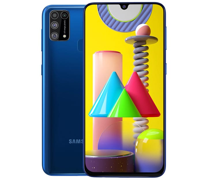 Samsung Galaxy M31 1