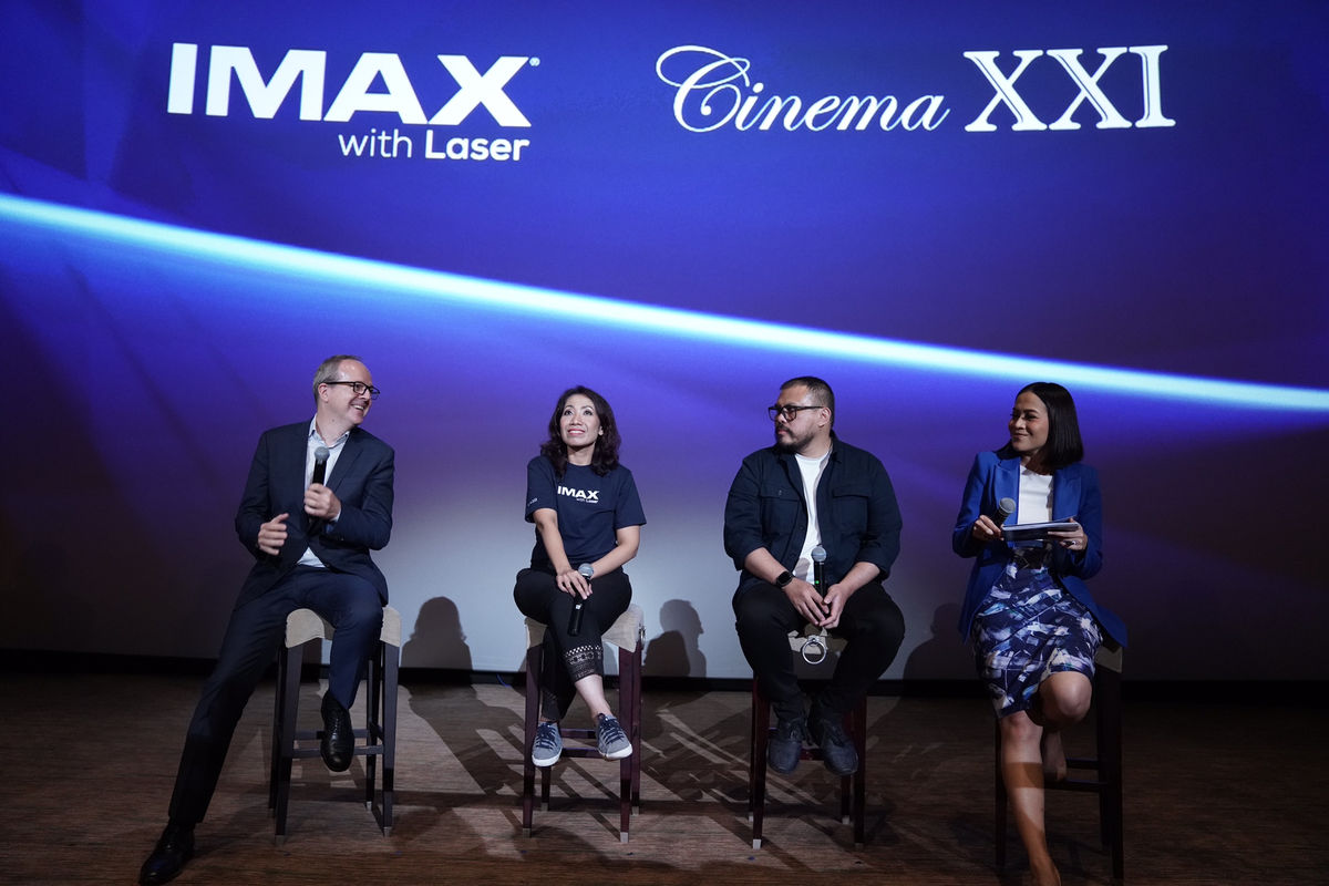 imax with laser launch 1