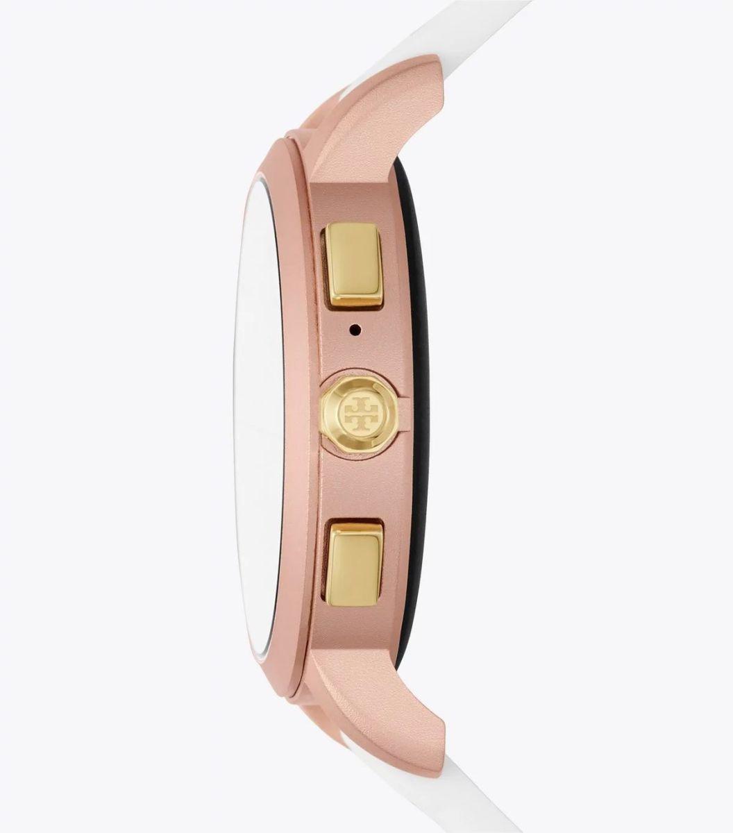 ToryTrack Tory: Jam Tangan Pintar Wear OS Kedua dari Tory Burch 18 harga, spesifikasi, tory burch, troytrack tory