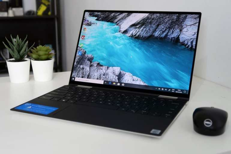 Dell XPS 13 2 in 1 7390 2