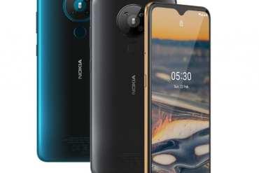 Nokia 5.3: Android One Kelas Menengah dengan Snapdragon 665 dan 4 Kamera Belakang 11 android, android one, Nokia, Nokia 5.3, smartphone
