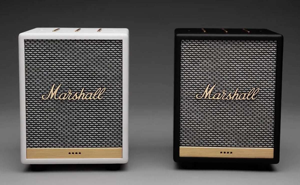 marshall uxbridge voice 1