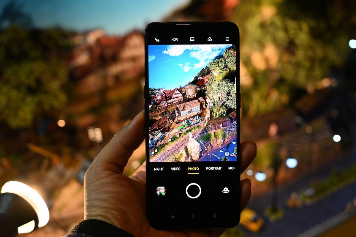 oppo reno3 kamera menu