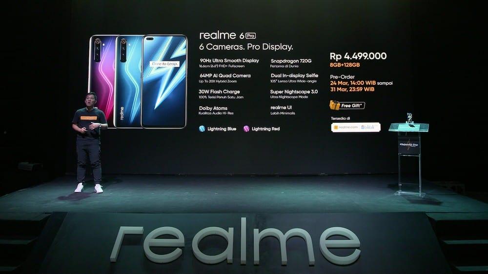 realme 6 Series Launch SejamAja Siap 8