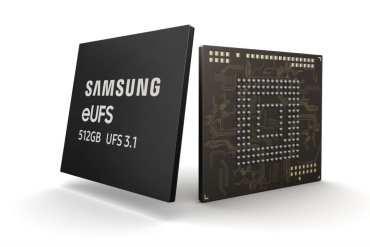 Samsung eUFS 3.1: Solusi Ruang Penyimpanan Smartphone yang Lebih Kencang dan Kapasitas Besar 12 harga, samsung, samsung eUFS 3.0, samsung eUFS 3.1, spesifikasi