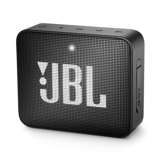 JBL Go2 Hero Midnight Black
