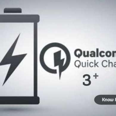 Qualcomm quick charge 3