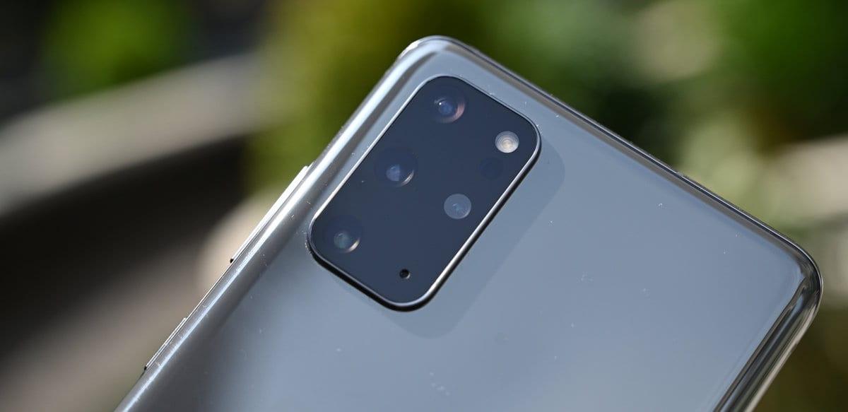 Samsung Galaxy S20 kamera belakang