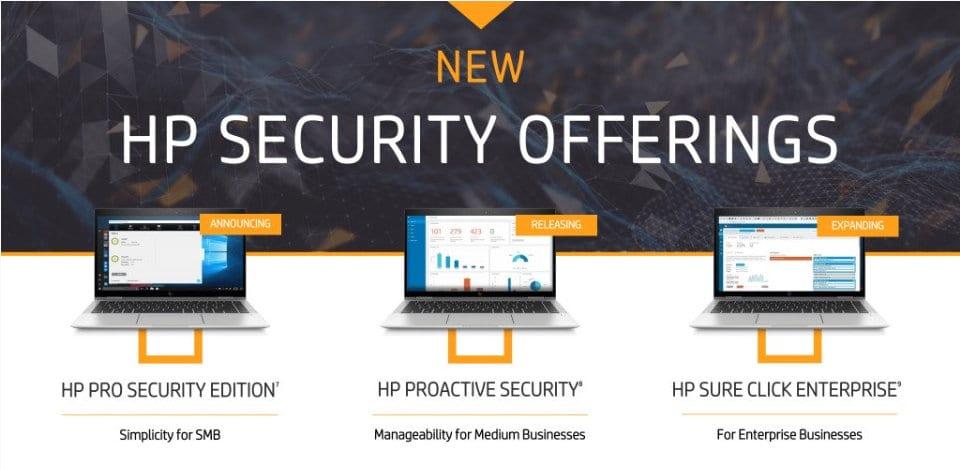 HP Perkenalkan 4 Inovasi Terbaru untuk Meningkatkan Keamanan PC 18 HP, hp commercial, windows 10