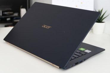 Kelebihan dan Kekurangan Acer Swift 5 SF514, Laptop Ramping dan Super Ringan 10 acer, Acer Swift 5 SF514, Kelebihan Kekurangan, Laptop