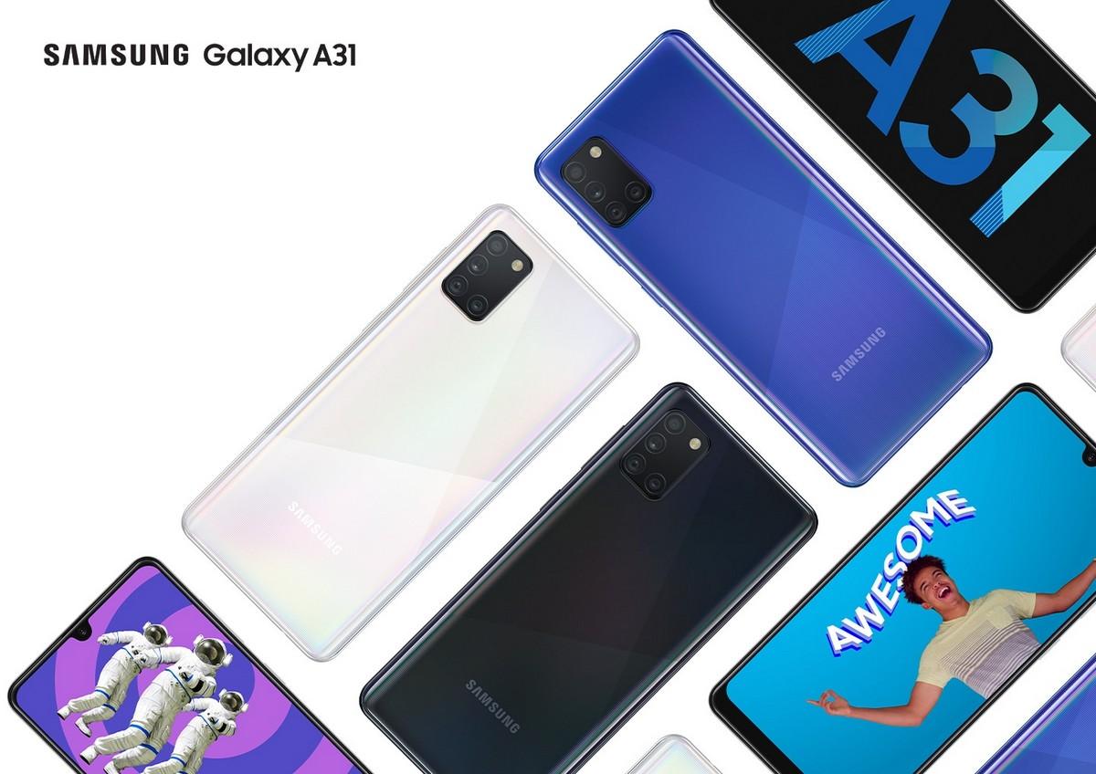 Review Samsung Galaxy A31: Baterai Lebih Besar, Kini Didukung NFC 22 review, samsung, Samsung Galaxy A31, smartphone