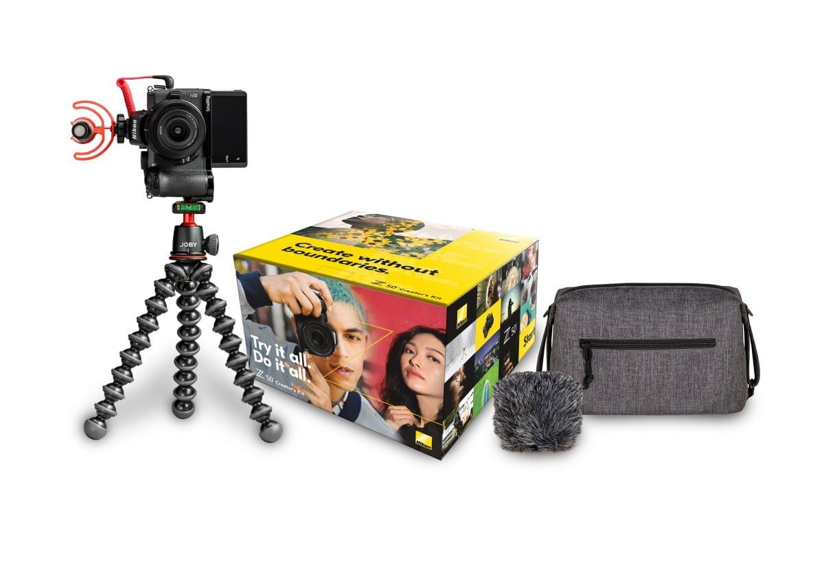 Nikon Z50 ZCreator Kit 2