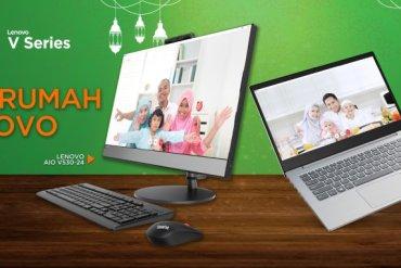Lenovo Gelar Ramadhan Promo untuk Produk Think-Series dan AIO-PC V Series 14 harga laptop lenovo, promo, promo ramadhan lenovo, spesifikasi laptop lenovo