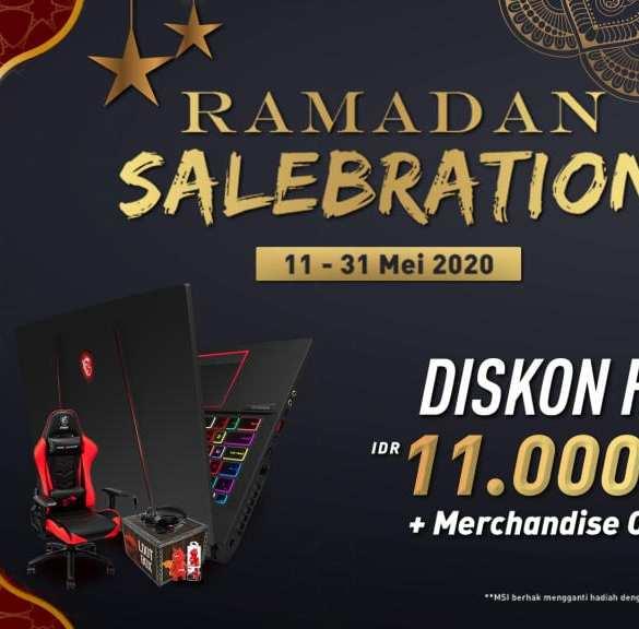 msi ramadhan salebration