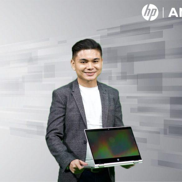 HP ProBook 405 1