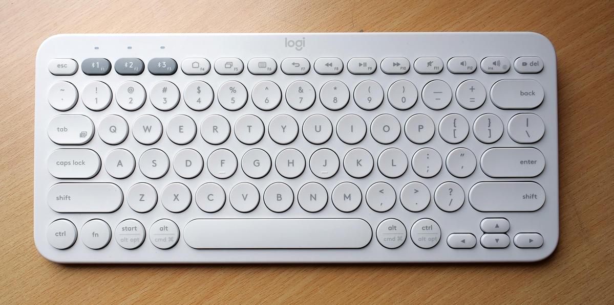 Logitech K380 putih