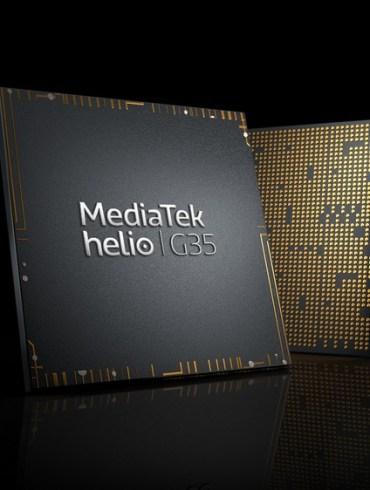 MediaTek Helio G35