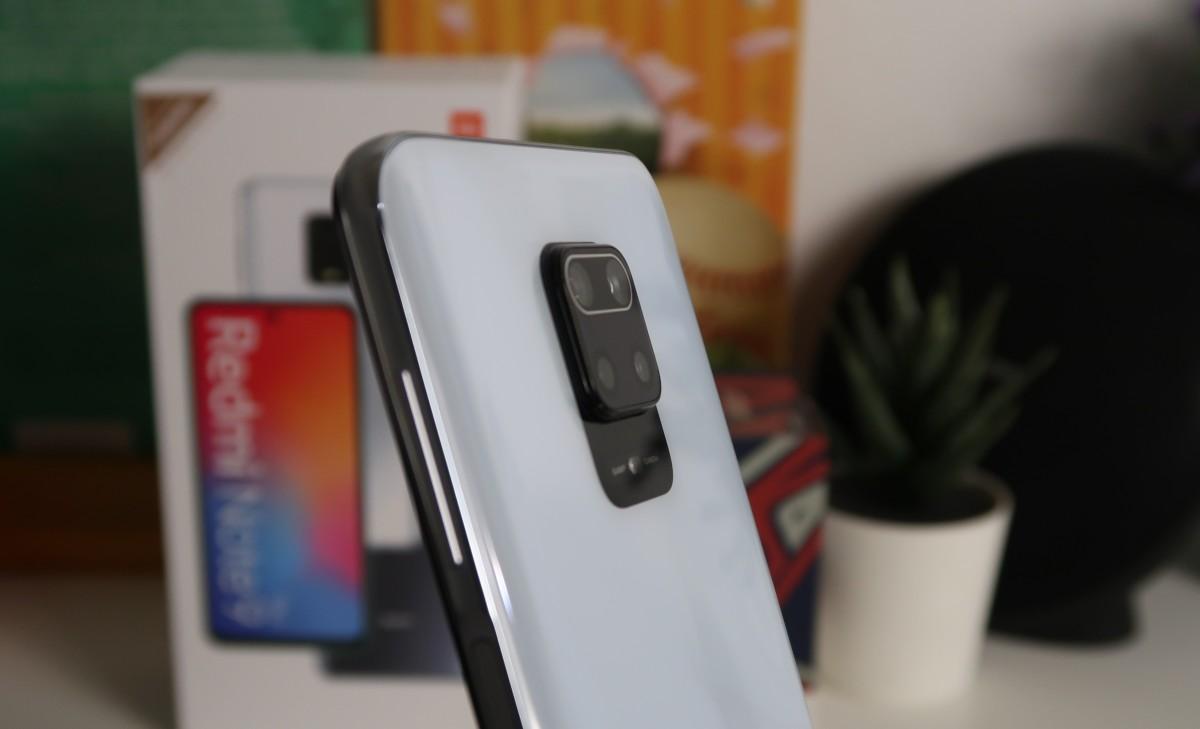 Redmi Note 9 Pro Glacier White 6