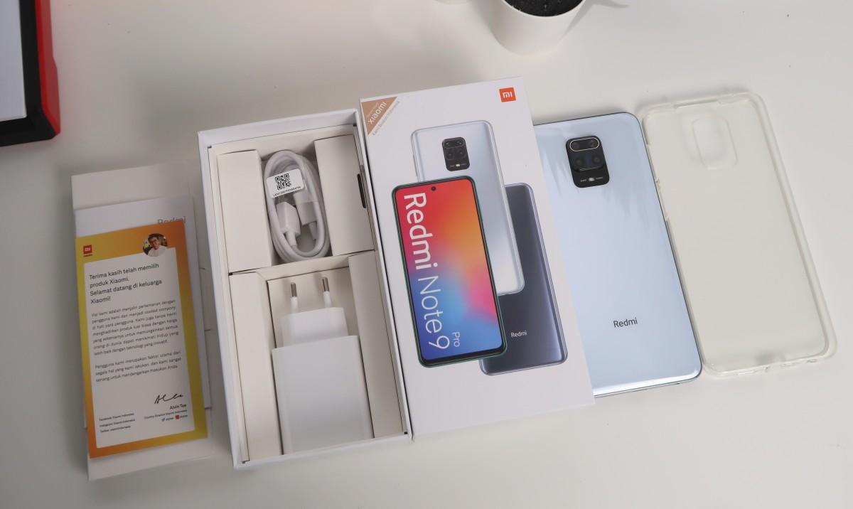 Redmi Note 9 Pro Glacier White 9